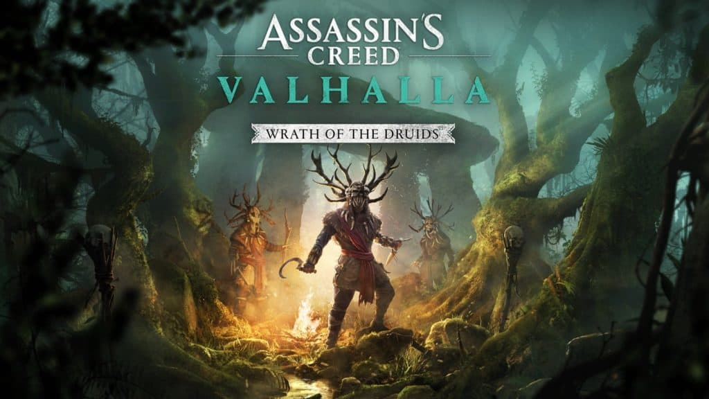 Assassins Creed Valhalla Wrath of the Druids DLC What To Expect