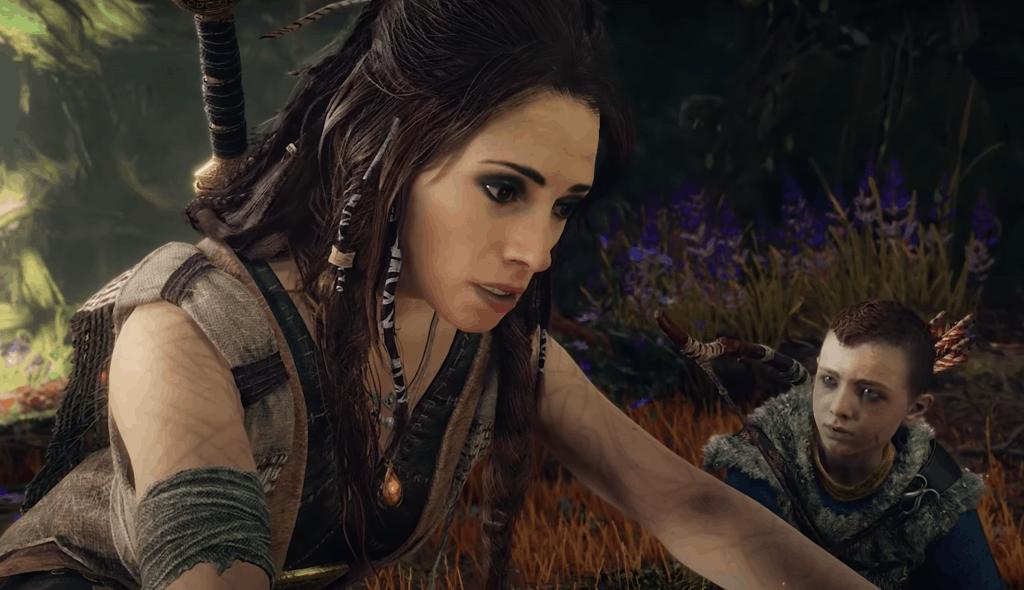 Freya – God Of War