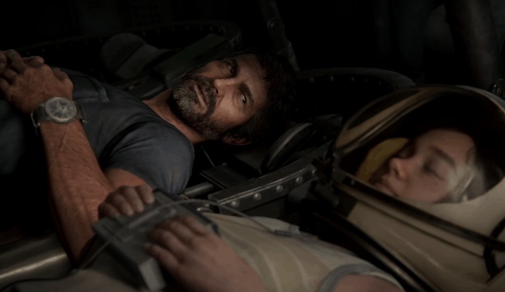 Joel – The Last Of Us And The Last Of Us Part II