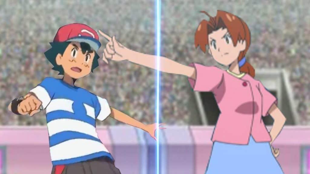 Mom In All Pokemon Games