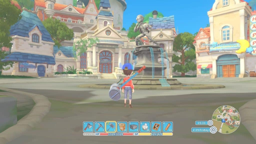 My Time at Portia Game Story 1