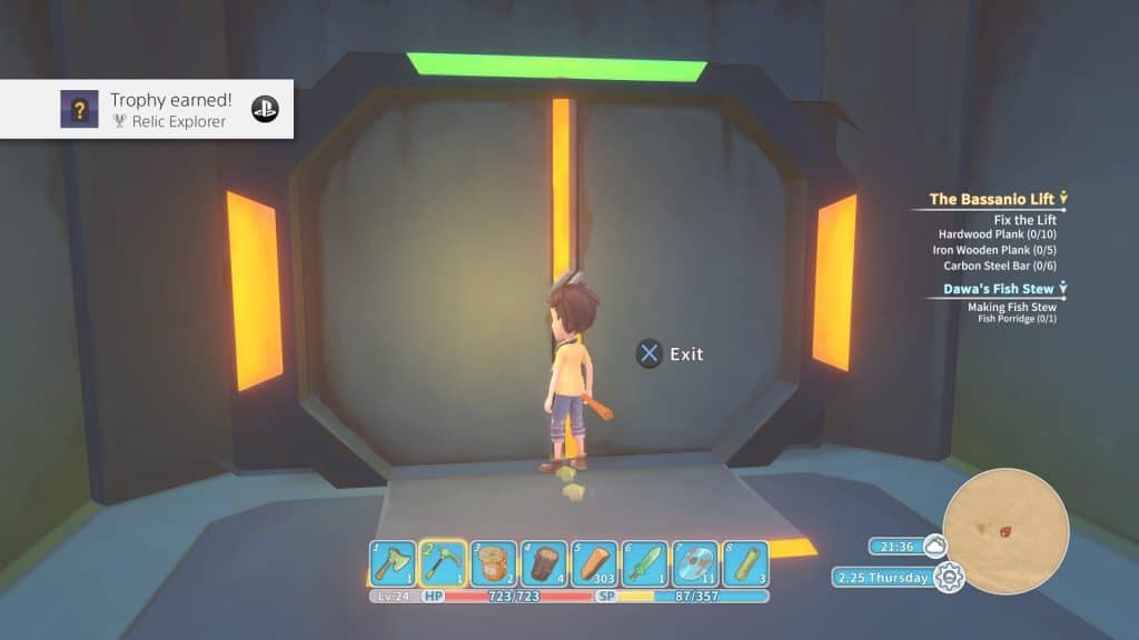My Time at Portia Game Story 2