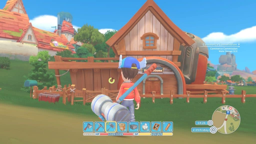 My Time at Portia Gameplay 1