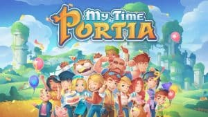 My Time at Portia Review Rating Gameplay