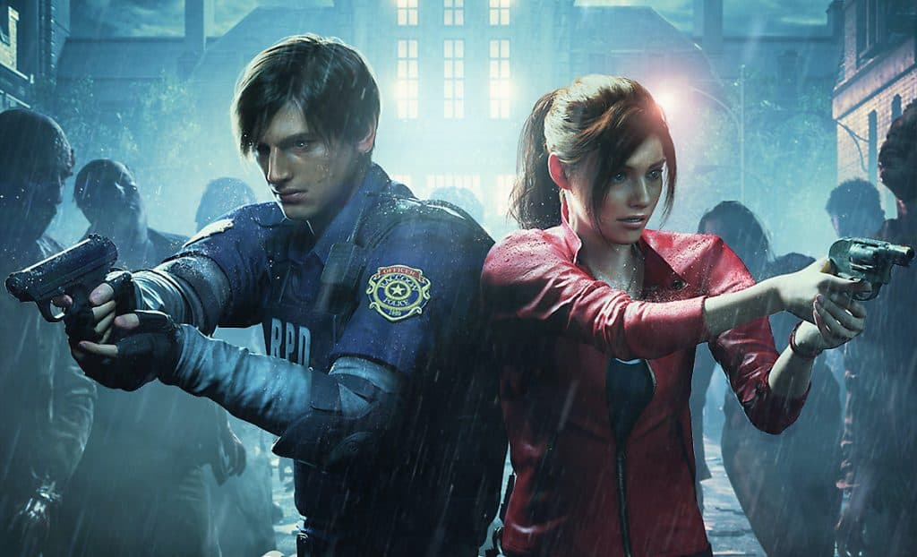 Resident Evil Series Zombies