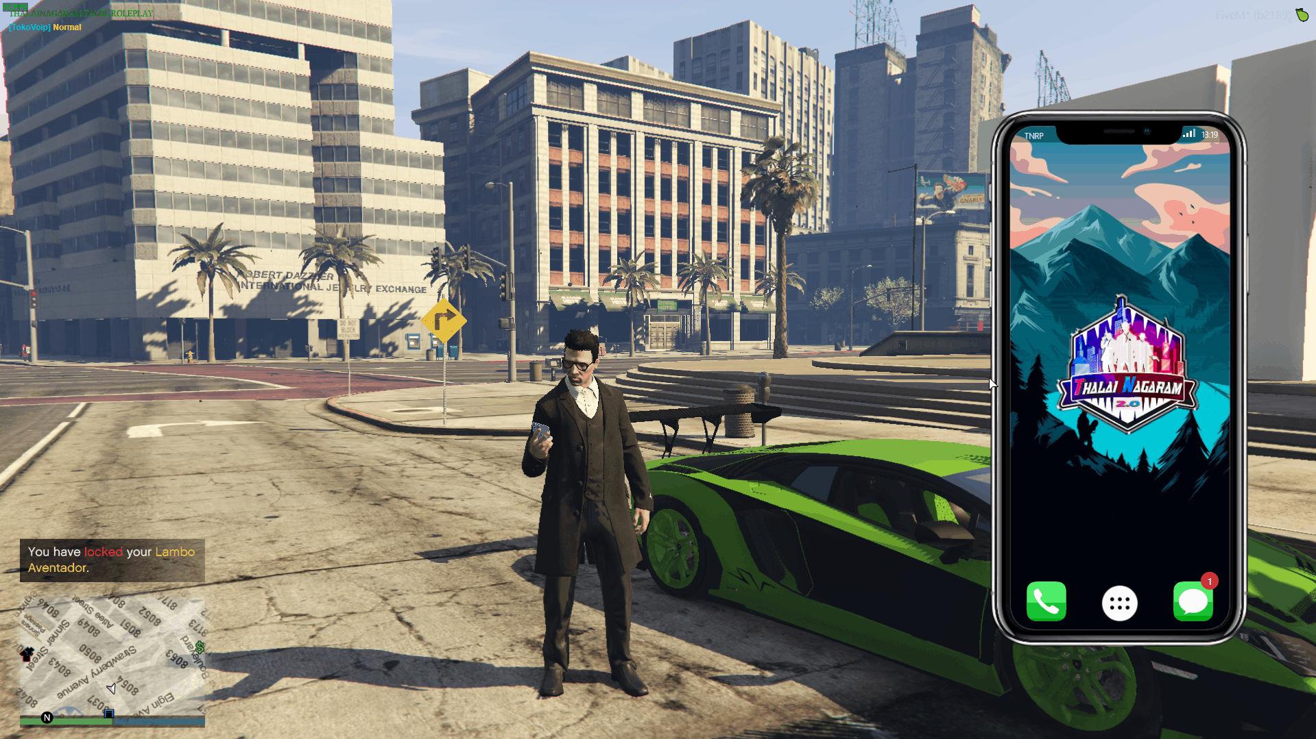 Rockstar Games Grand Theft Auto GTA 5 Roleplay
