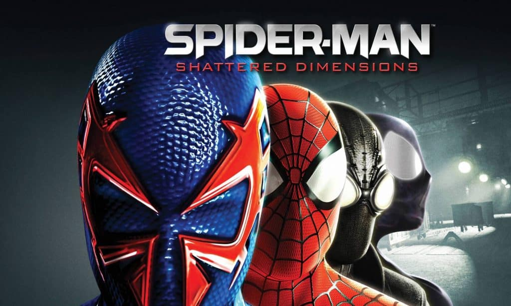 Spider Man Shattered Dimensions Review Rating Story Gameplay
