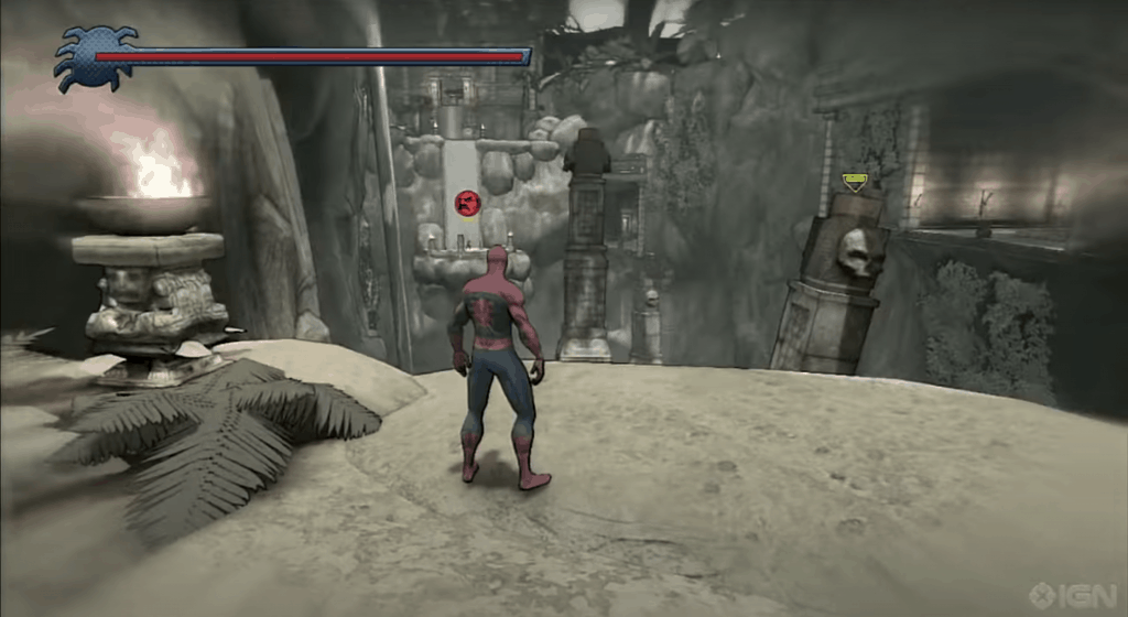 Spider Man Shattered Dimensions Story