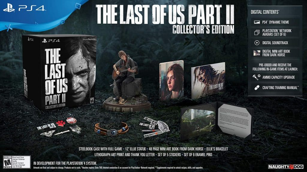 The Last of Us Part II Game - Collector's Edition