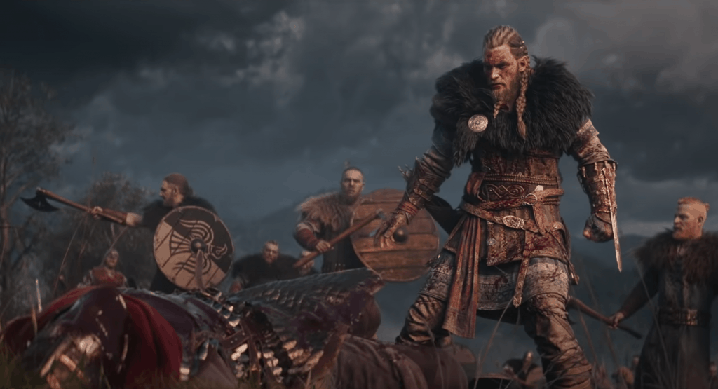 Ubisoft Assassins Creed Valhalla Game