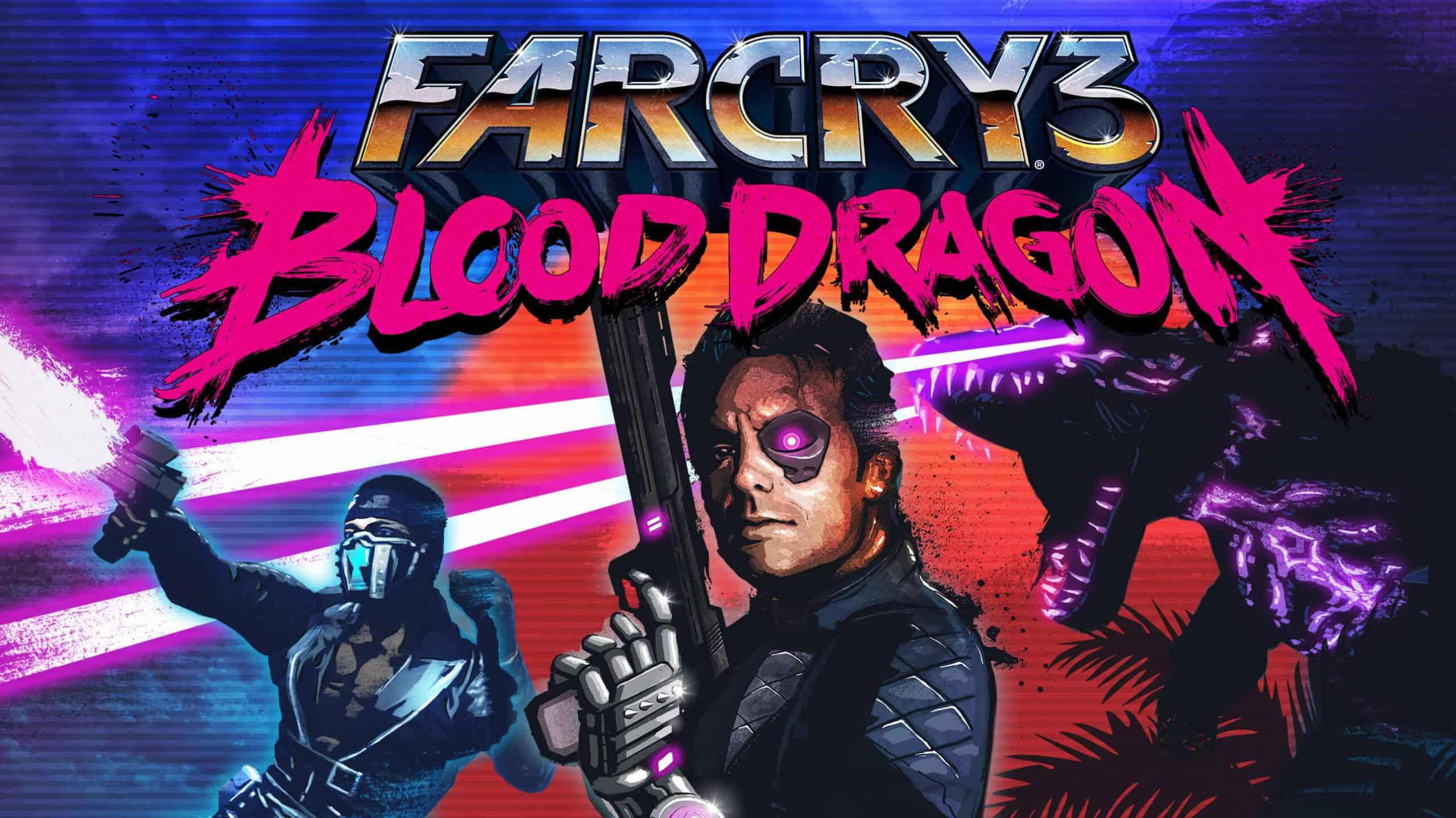 Far Cry 3 Blood Dragon 2013
