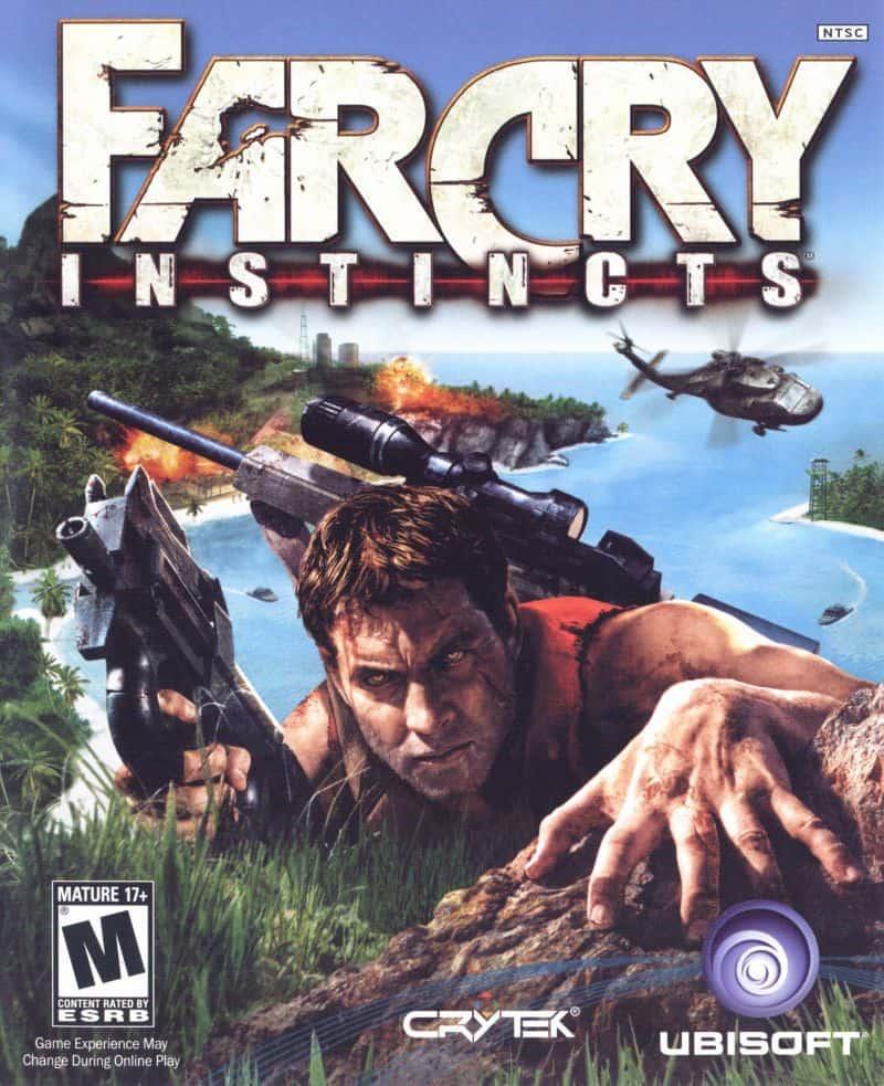 Far Cry Instincts 2005