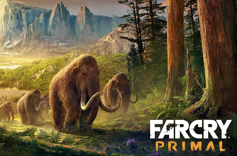 Far Cry Primal 2016