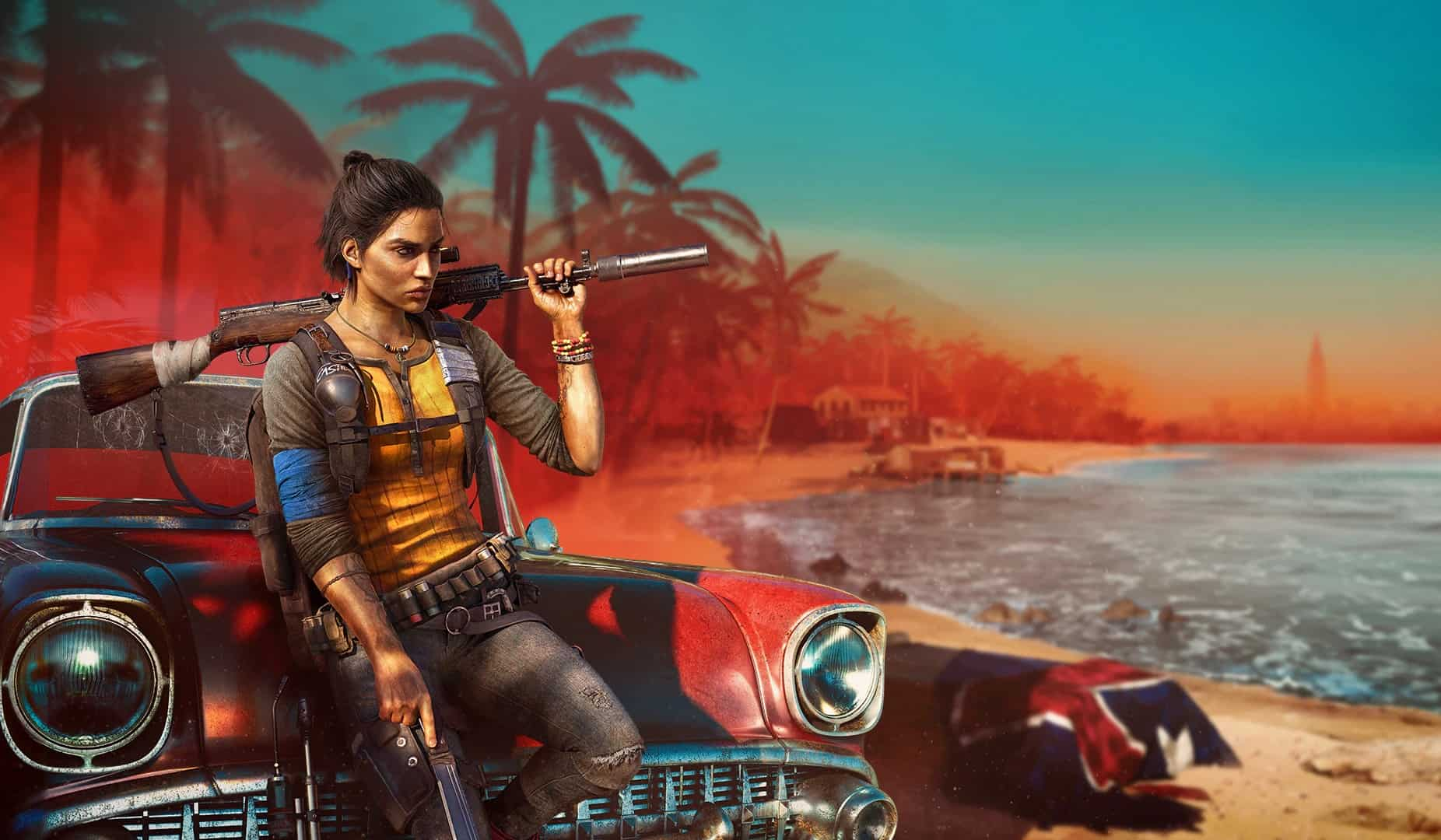 List Of All Far Cry Series Games In Release And Chronological Order